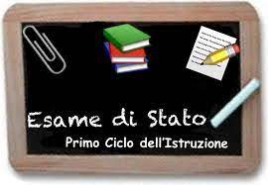 Esami di Stato conclusivo del primo ciclo d'istruzione a.s.2020/21