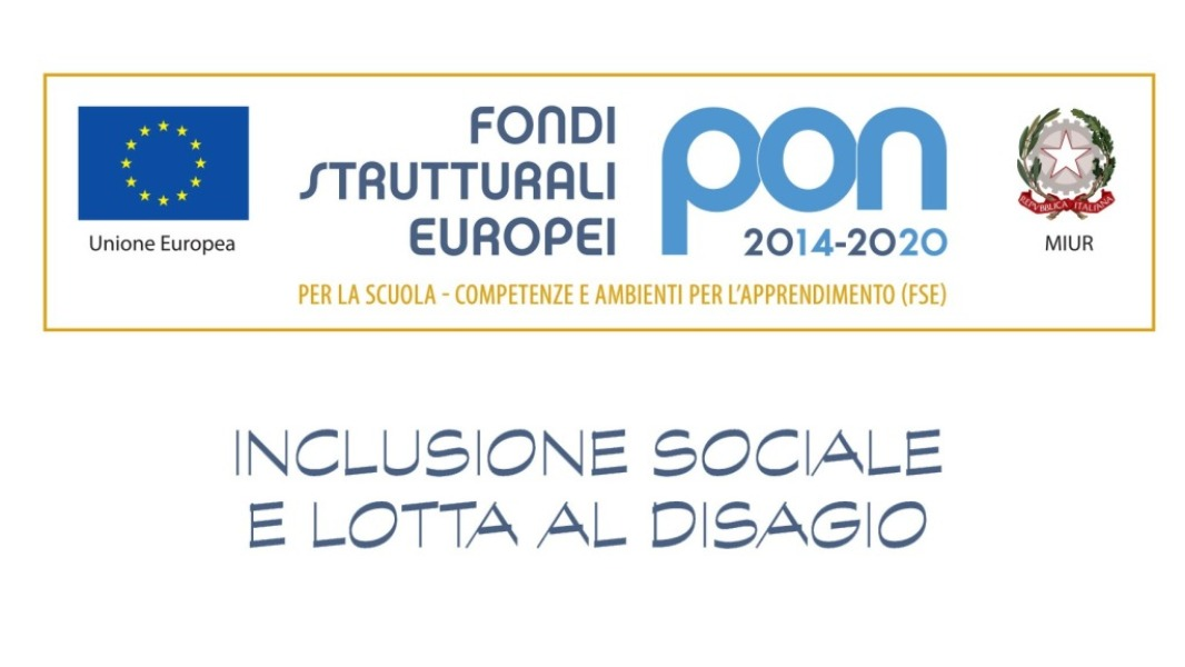 INCLUSIONE E LOTTA AL DISAGIO
